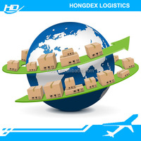 Logistics service all express from china for Tableware to india