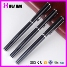 Best quality business gift metal pen heavy luxury metal engraved pens