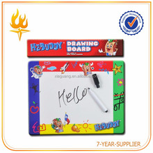 Children magnetic writing board/whiteboard magnet