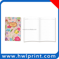 promotional children paperback diary notebook