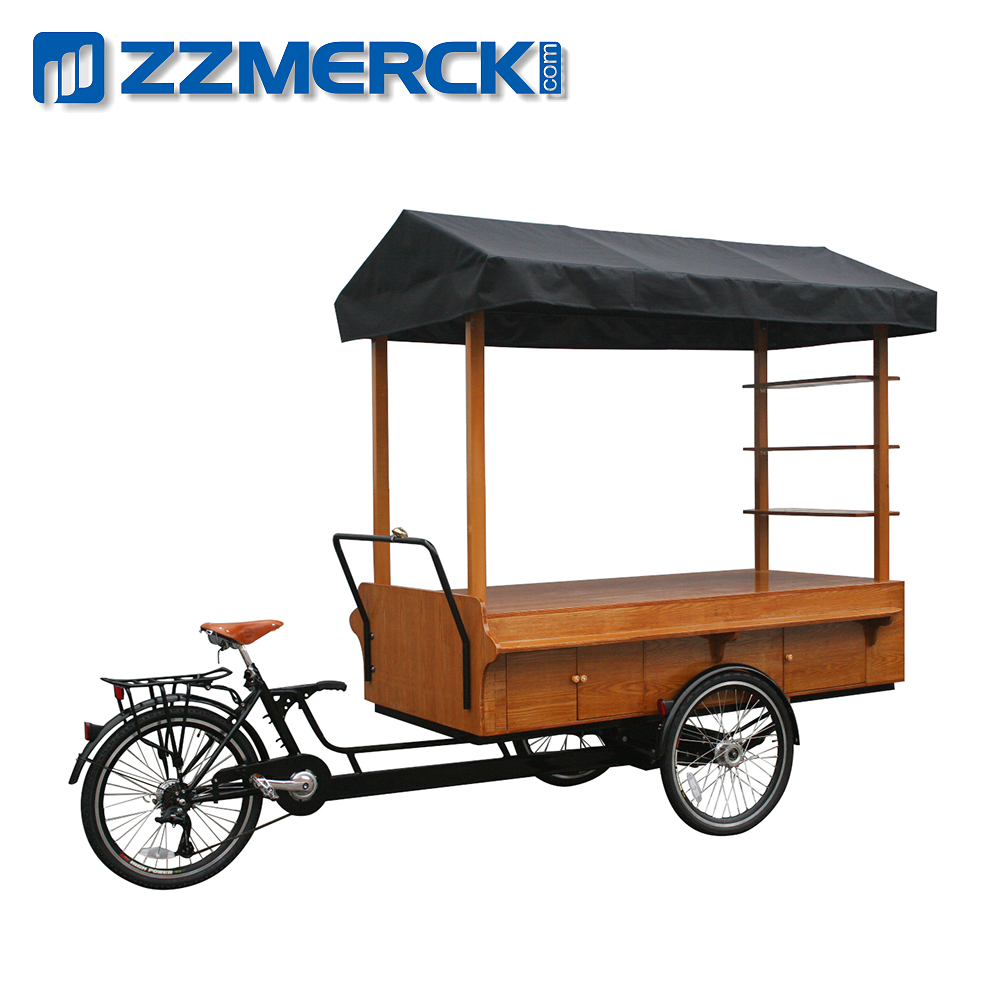 Coffee Vending Bicyce Mobile Electric Coffee Bicycle