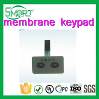 Smart Bes big slim membrane overlay switch function keys membrane keypad