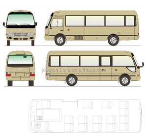 15 Seater Luxury Bus for Sale