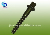 wooden sleeper screw spike