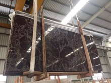 Purple marble rosa levanto red marble slabs