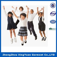OEM Uniform Product Type and Children Age Group kindergarten primary school uniform design