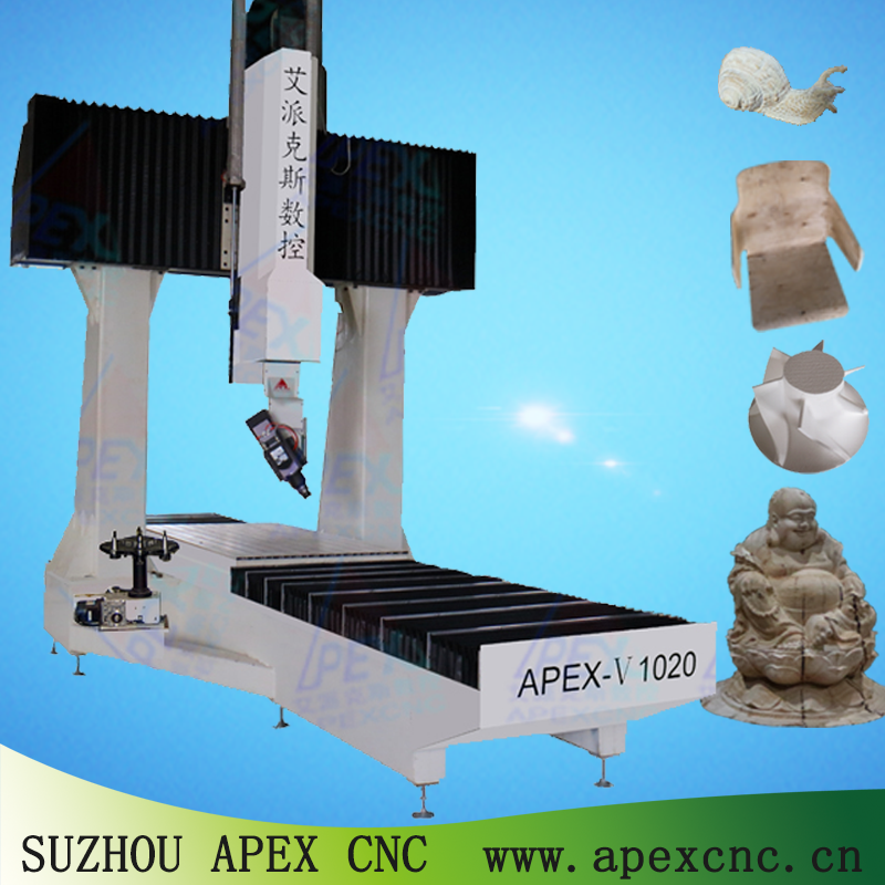 5-axis-cnc-router-with-samples