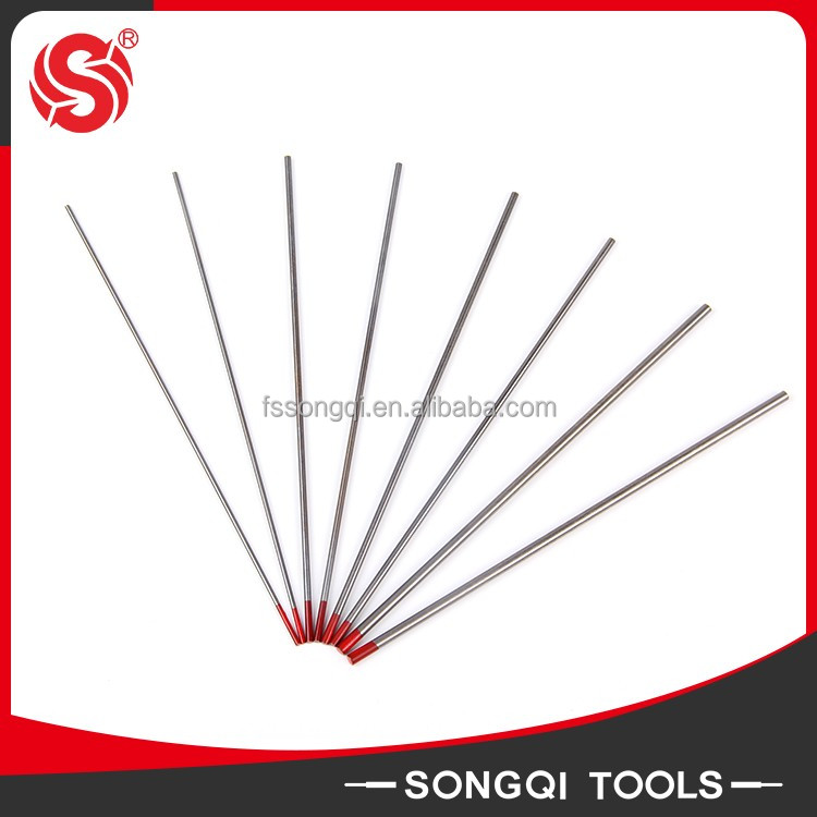 Thoriated Tungsten Needle Welding Electrode Manufacturer in China