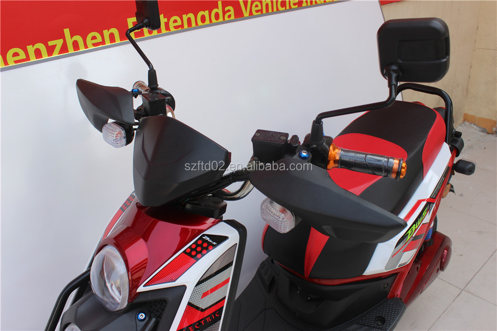 72V20AH 1200W 60km/h high climbing property electric motorcycle for sale