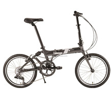 Aluminium alloy suspension folding bicycle, model FS300, 20 inch 8speed foldable bike made in china, bicicleta dobravel