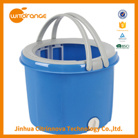 Witorange hot super strong durable 360 magic bucket mops with 2 pieces free mop head