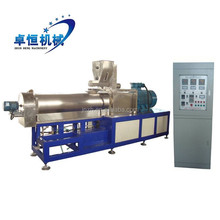 Puffed Corn Flakes Cereals Snacks Processing Machines