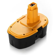 Replacement dewalt 18v power tools battery for dewalt 18v cordless drills 3ah battery
