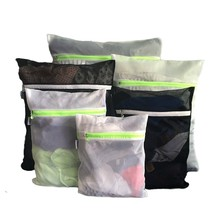 Set of 6 Premium Quality Laundry Mesh Washing Bag Perfect to protect Bras in Washing Machine & Dryer
