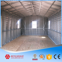 Rust prevention painted high stength steel structure warehouse and workshop