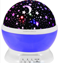 Night Light with Built-in Mini Music Player for Living Room and Bedroom /Rotating Cosmos Star light Projector for Children/night