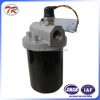 PLA Series Low Pressure oil filter housing/filter strainer/inline strainer