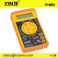 China manufacture Hot sale handled multimeter AC/DC digital multimeter