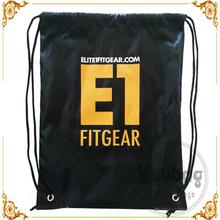 Wholesale Order 600d polyester tote bag with long carry handles
