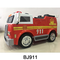 Kids Fire Engine Car-Battery Power Wheels Race BJ911