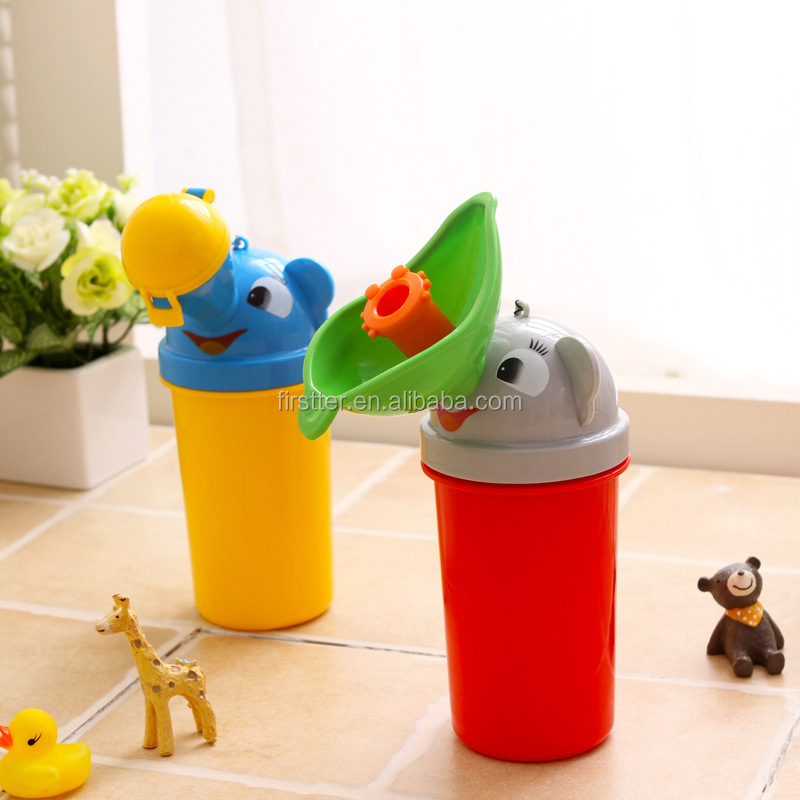 Plastic Baby Urinal For Kids