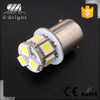 1156 BA15S P21W White 5050 8 SMD LED Turn Brake Light Bulbs for Auto