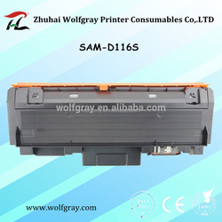 Wholesale compatible toner cartridge for Samsung MLT-D116S/D116L PRINTER M2625D/M2626D/M2675/M2676FH M2825DW/M2826ND/M2875FW/M28