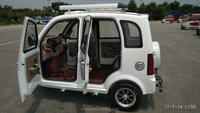 MS175ZH-CCZF 175cc four seats adult tricycle three wheel car for adult