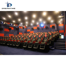 Customized high quality 220V voltage 5d cinema 5d theater simulator