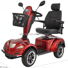 2015 Alienozo electric passenger tricycle three wheel scooter mobility cheap electric scooters for sale