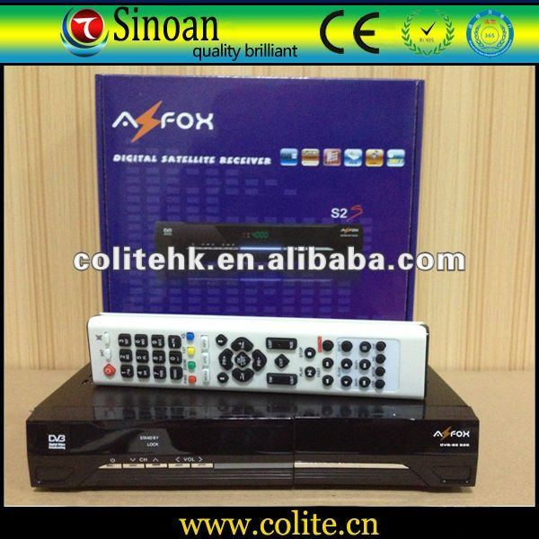 azfox s2s full hd 1080p for chile receptor satelite S2S AZ FOX