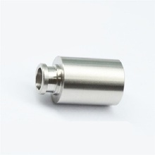 CNC machined part aluminum electric cigarette machine parts