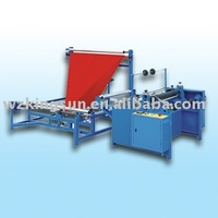V-Shape Film Folding Machine ( film edge folder )