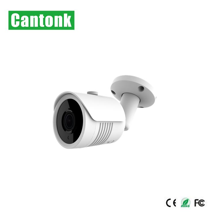 Cantonk Manufacturer HD CCTV Smart IR Security Camera Fixed lens Mini Bullet Outdoor