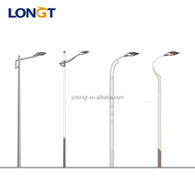 7m height street ligh stainless steel lamp pole