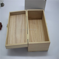 Stamping,Burning,UV Coating Printing Handling and Recyclable Feature wooden boxes for wine bottle