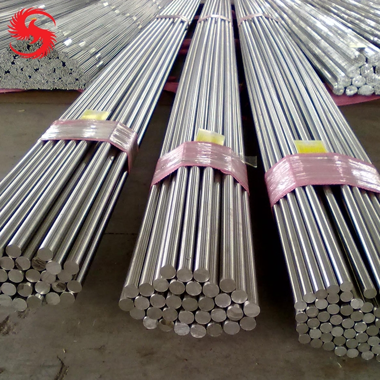 Standard Length hot rolled ms round bar st52-3 price per kg