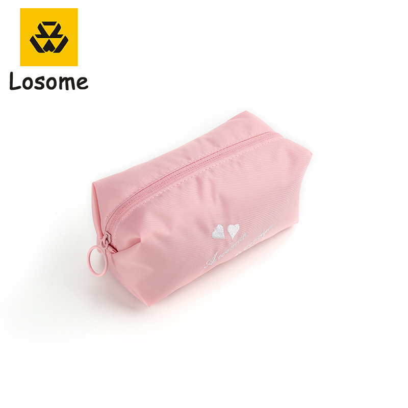 Cute fashion <strong>travel</strong> hanging women Young girl toiletry cosmetic bag