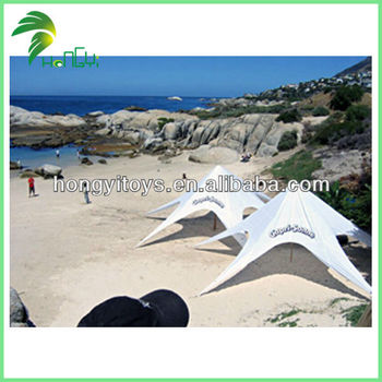 New Popular White Outdoor Star Canopy Tent