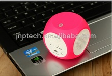 Mini cubic Wireless Bluetooth speaker with NFC