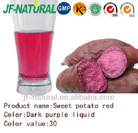 Sweet potato red liquid