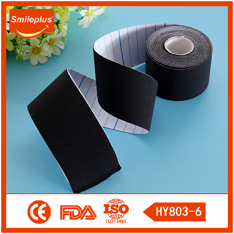 Easy Tearing Cotton and Spandex Kinetic Tape