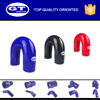 high performance universal standard auto parts/elbow 180 silicone hose/48mm silicone hose elbow 180