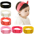Cat Ear Headband Turban Cotton Hairband