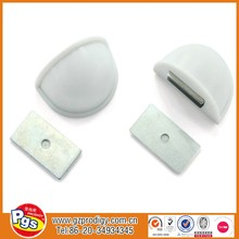adhesive door stopper magnetic shower door stop plastic door holder