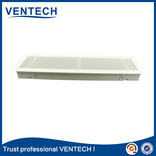 ventilation wall return grilles/anodized aluminum return air grilles