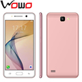 "5.0"" Screen Quad Core 3G MTK6580 Android 6.0 Smart Phone J4 WCDMA GSM 2MP Smart Phone Mobile"