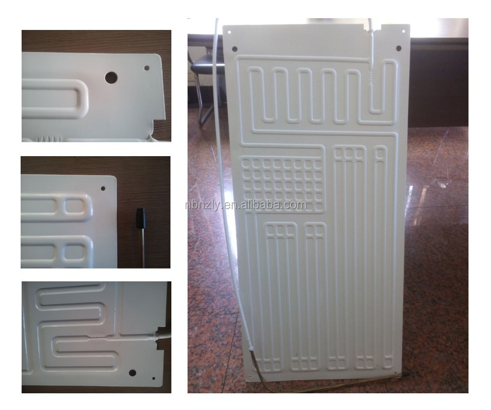 Roll Bond Evaporator For Refrigerator