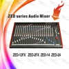 ZED-14 usb audio stereo mixer console