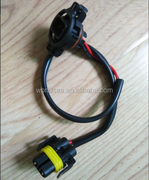 H13 to 9006 Wiring Harness Wire 9008_350x350 h13 to 9006 wiring harness _wire 9008 to hb4 connecotr buy 9006 wire harness at pacquiaovsvargaslive.co